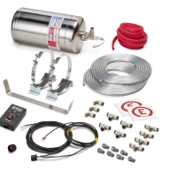 Fire Extinguish Systems Sparco Electric Aluminium Fire Extinguishing System
