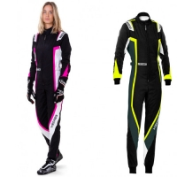 Karting Suits SPARCO KERB LADY KARTING SUIT